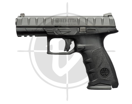 Beretta APX 9mm blue picture