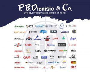 P.B.Dionisio & Co. Brands