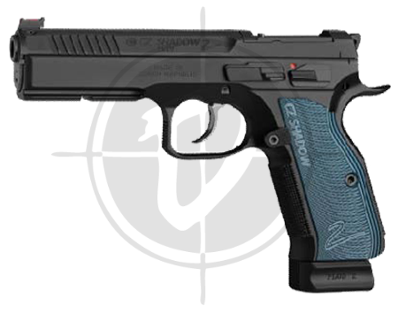 CZ SP-01 Shadow 2 Optic Ready pistol picture