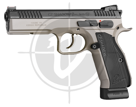 CZ SP-01 Shadow 2 Urban Gray pistol picture