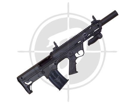 Hunt Group Bullpup FD -12B Black Semi-Auto Shotgun picture