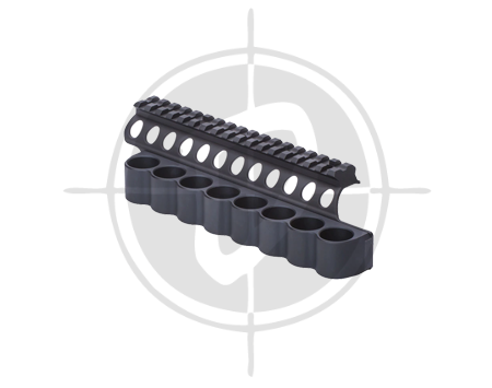 Mesa Tactical SureShell Carrier and Rail for Rem Versamax 8 Shell picture