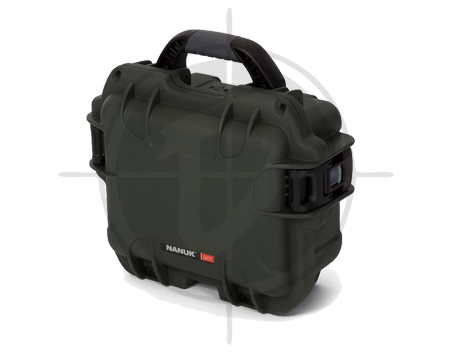Nanuk Case 905 with foam Small Series Olive picture