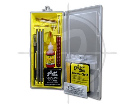 Pro-shot 22 Cal Rifle Box Cleaning Kit picture