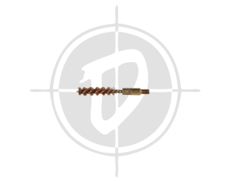 PROSHOT CAL.25 Pistol Bronze Bore Brush picture