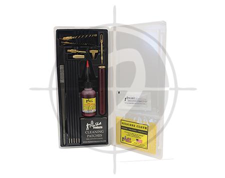 Pro-Shot Black Coated Rods Universal Rod Box Kit .22 Cal. - 12 Ga picture