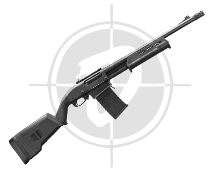 Remington 870 DM Magpul picture