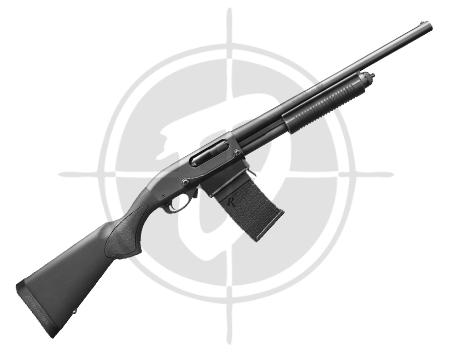 Remington 870 DM Tactical Synthetic picture