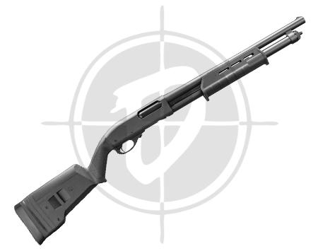 Remington 870 Express Tactical Magpul picture