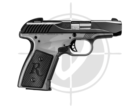 Remington R51 SMOKE-SILVER