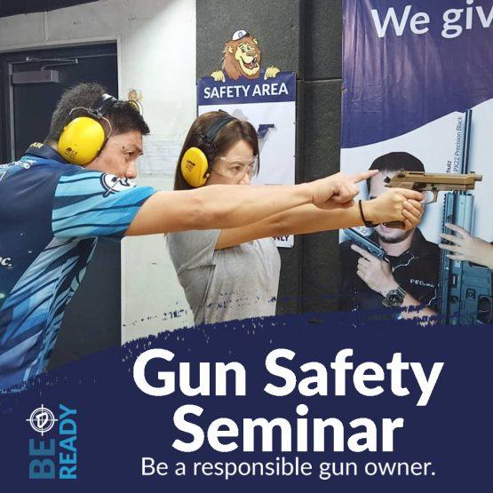 Gun Safety Seminar