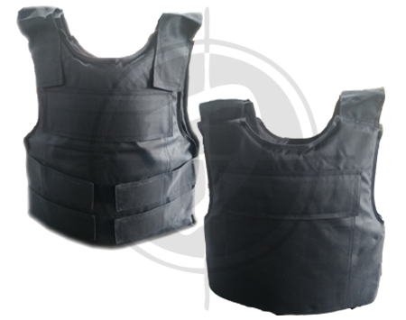 Jin Yi Jia Concealed Bullet Proof Vest LARGE Black picture