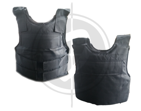 Jin Yi Jia Concealed Bullet Proof Vest MEDIUM Black picture