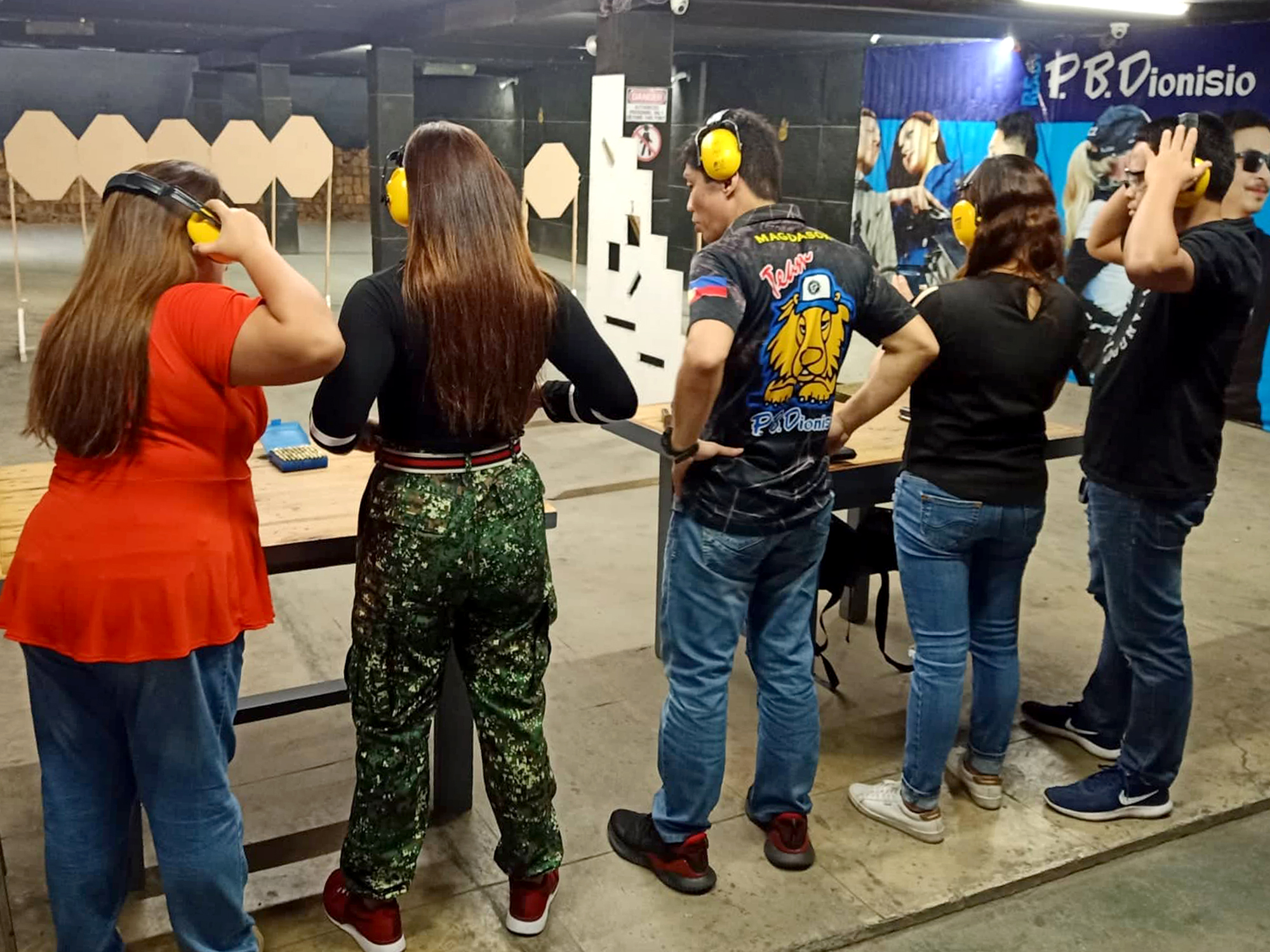 Be ready for some serious fun at our Indoor Shooting Range in Quezon City.