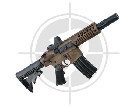 Crosman Bushmaster MPW Full Auto BB Rifle picture