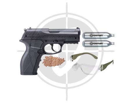 Crosman P10 Kit Air Pistol picture