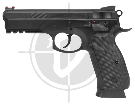 CZ 75 SP-01 Shadow Pistol - USA PICTURE