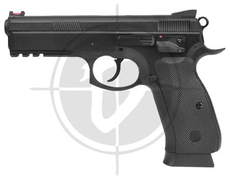 CZ 75 SP-01 Shadow Pistol - USA PICTURE