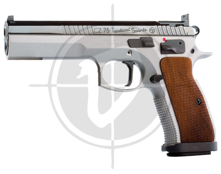 CZ 75 Tactical Sports Cal.9mm Pistol picture