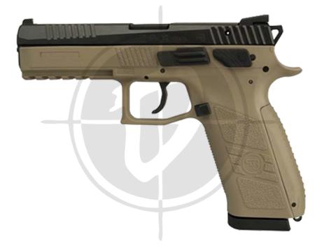 CZ P-09 9mm FDE Pistol picture
