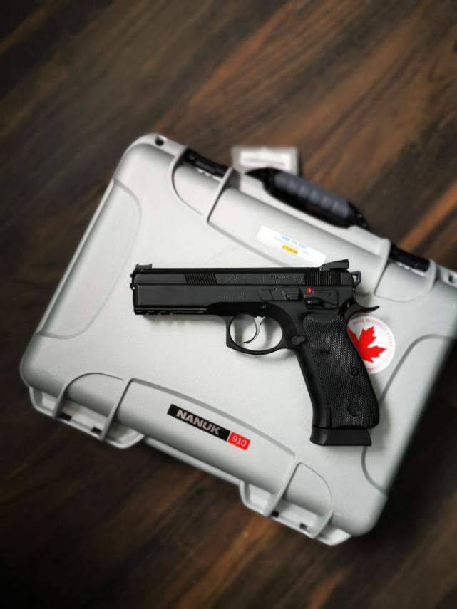 CZ SP-01 Shadow 1 at P.B.Dionisio & Co.
