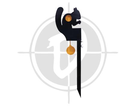 Crosman Resetting Squirrel Target - all metal picture
