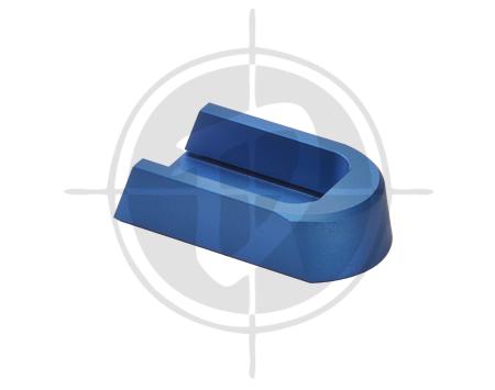 CZ Aluminum Base Pad for CZ 75 Blue picture