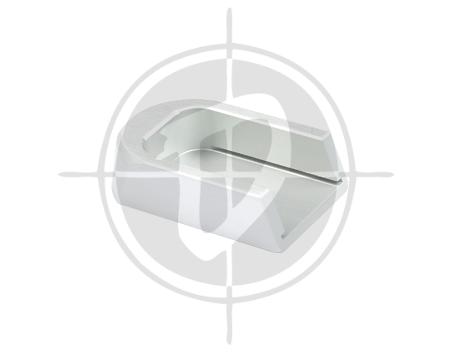 CZ Aluminum Base Pad for CZ 75 Silver picture