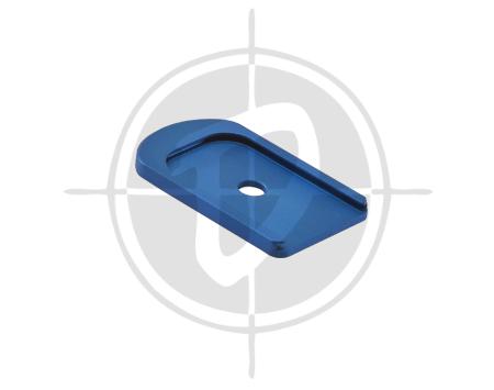 CZ Aluminum Base Plate for CZ 75 Blue picture