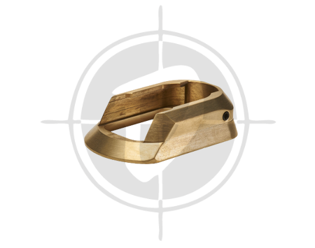 CZ Mag well for CZ 75 Thin, Brass for CZ 75 CZ 75 SP-01 picture