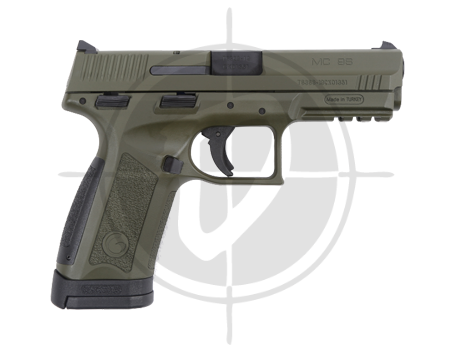 Girsan MC 9S OD Green pistol picture
