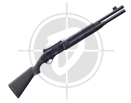 Akkar Altay 212PS Matte Black 12 Gauge Shotgun picture
