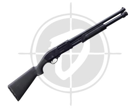 Akkar Karatay 612HD Black 12 Gauge Shotgun picture