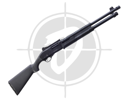 Akkar Karatay 612PS Armor Black shotgun picture