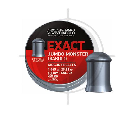 JSB Exact Jumbo Monster Diabolo Cal22 picture