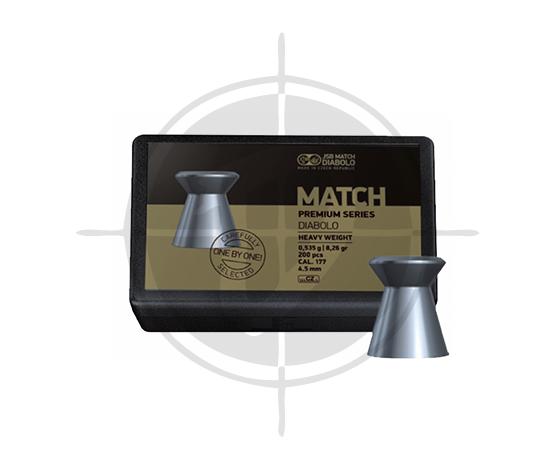 JSB Match Premium Series Heavy Cal177 8.26gr picture