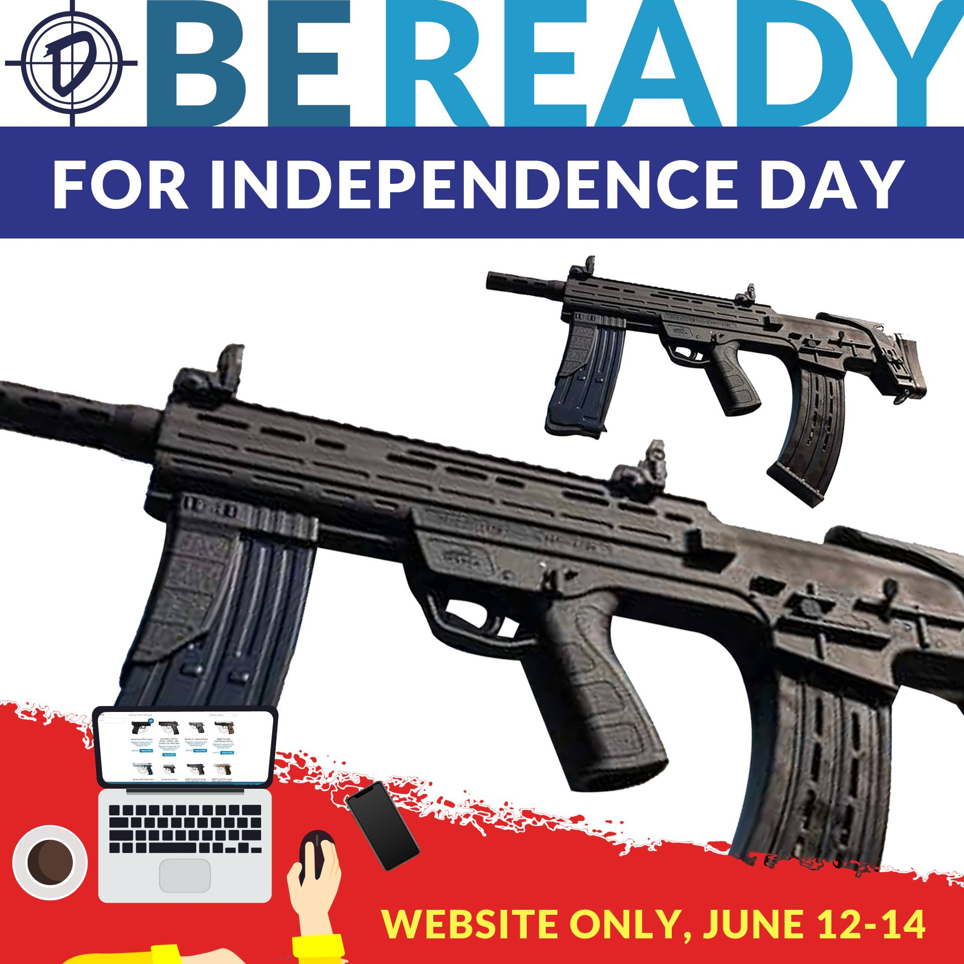 Be ready for the P.B.Dionisio & Co.'s Independence Day Sale.