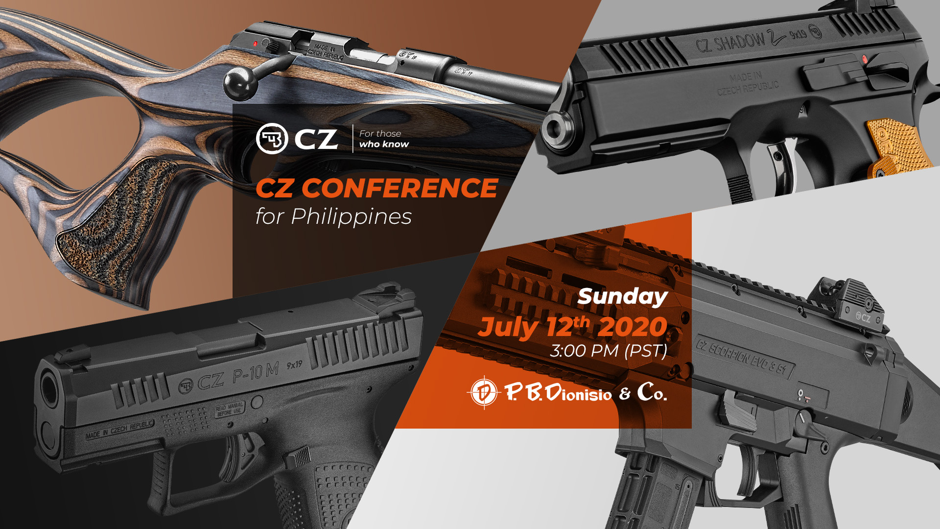 Online CZ Conference for Philippines