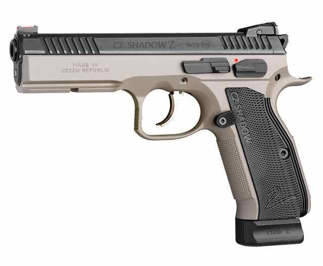 Get the CZ Shadow 2 Urban Grey from P.B.Dionisio & Co.