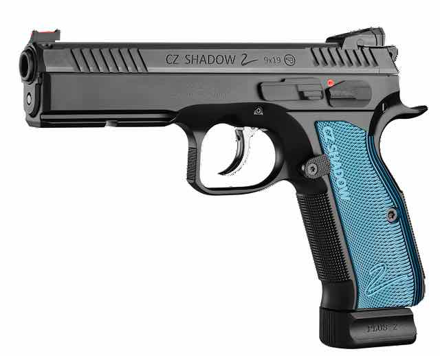 Get the CZ Shadow 2 Blue from P.B.Dionisio & Co.