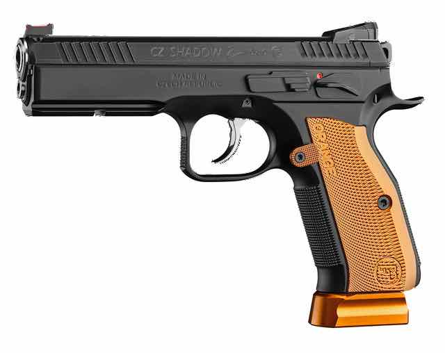 Get the CZ Shadow 2 Orange from P.B.Dionisio & Co.