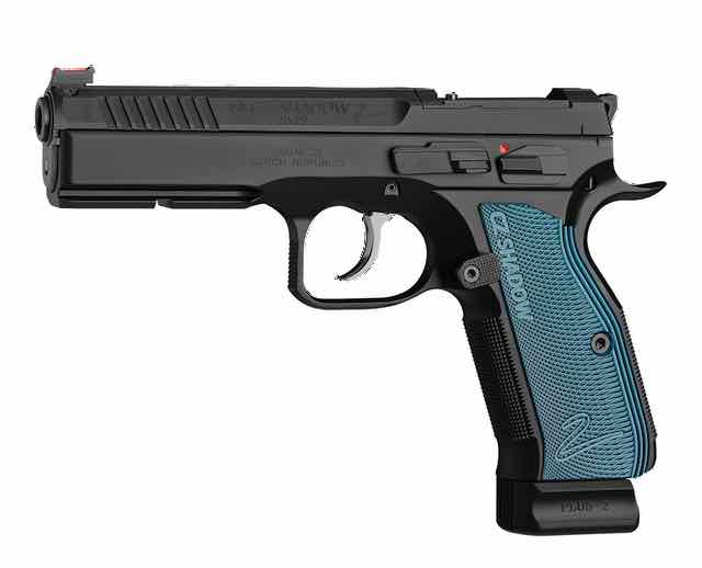 Get the CZ Shadow 2 Optics Ready from P.B.Dionisio & Co.