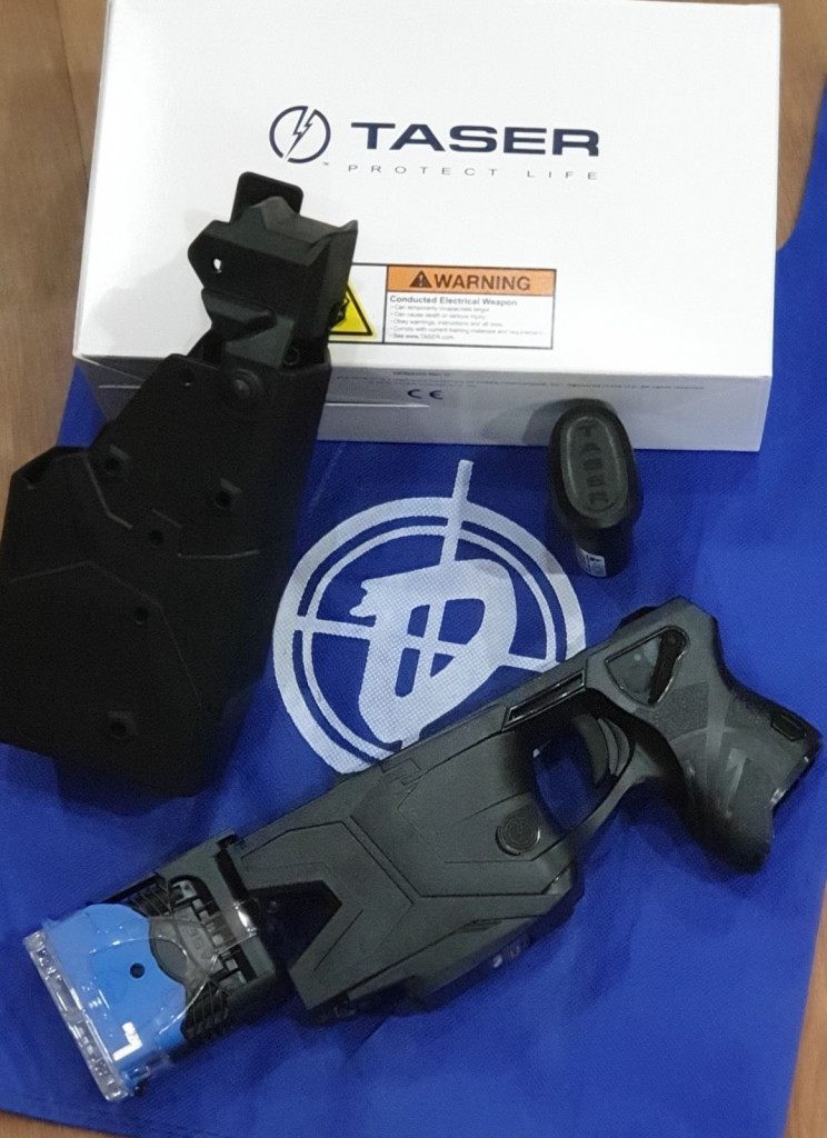 Axon Tasers - Are you ready for P.B.Dionisio & Co.'s Virtual Extrava-Gun-Za Event! From July 9 to July 13, join us for an online event. We're going through an unprecedented time. Count on P.B.Dionisio & Co. to help you be ready to defend, to protect and to win.