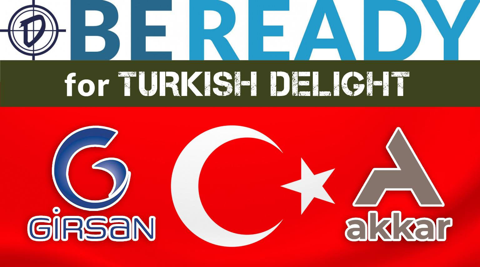 Be ready for P.B.Dionisio & Co.'s Turkish Delight Sale Event.