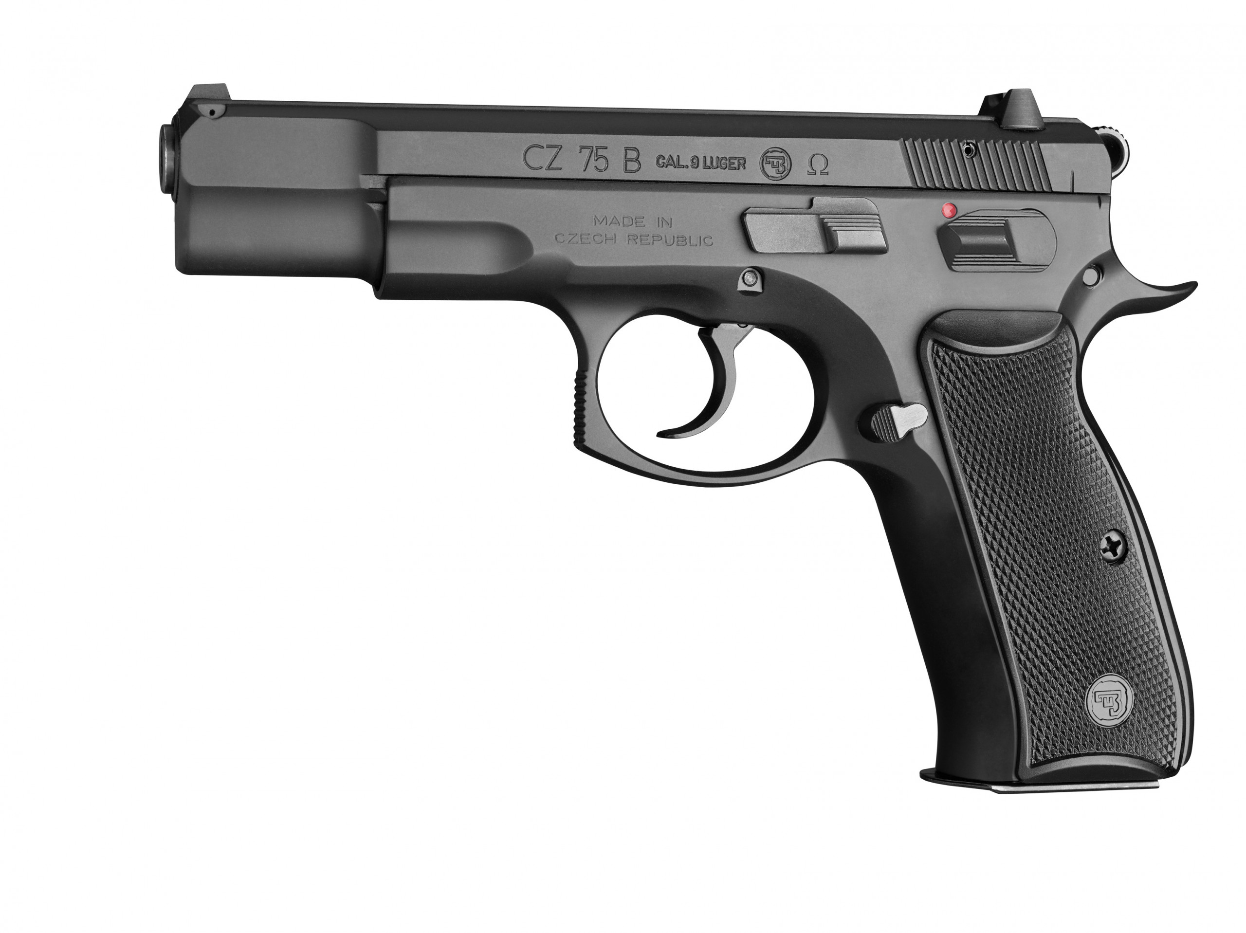 Get the CZ 75 B Omega from P.B.Dionisio & Co.