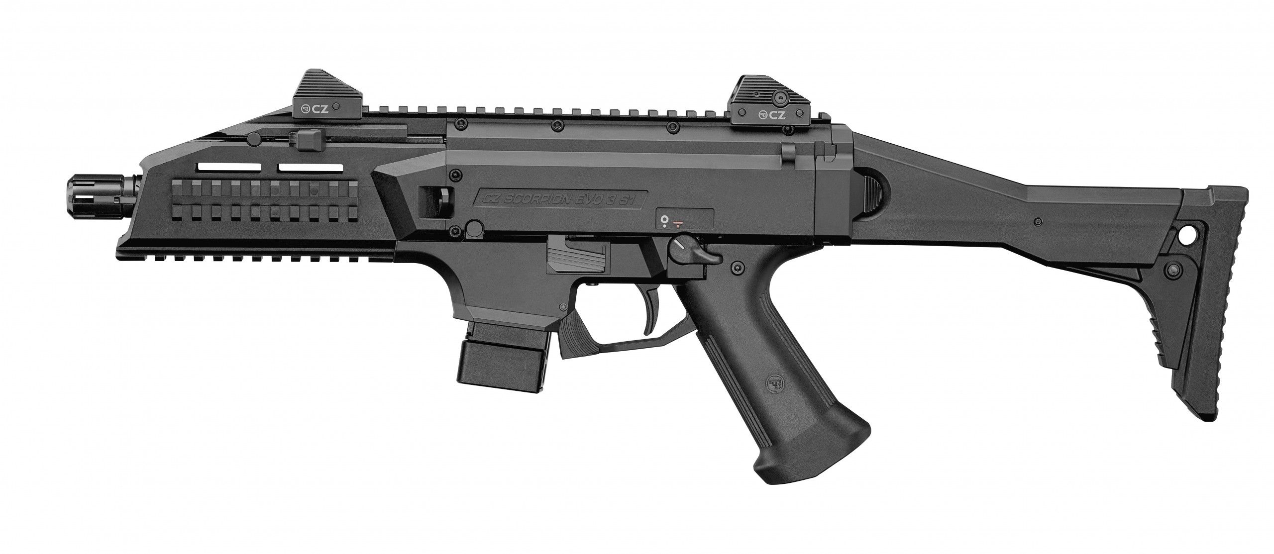 Get the CZ Scorpion EVO3 S1 F from P.B.Dionisio & Co.