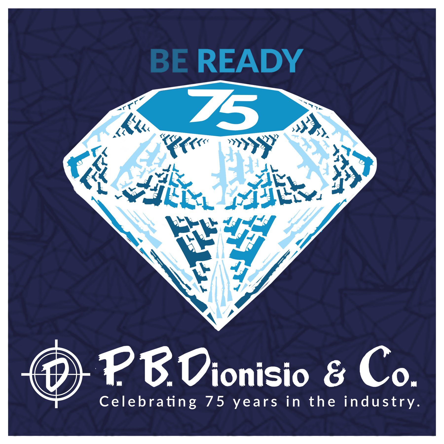 Be ready for P.B.Dionisio & Co. 75th Anniversary Event!