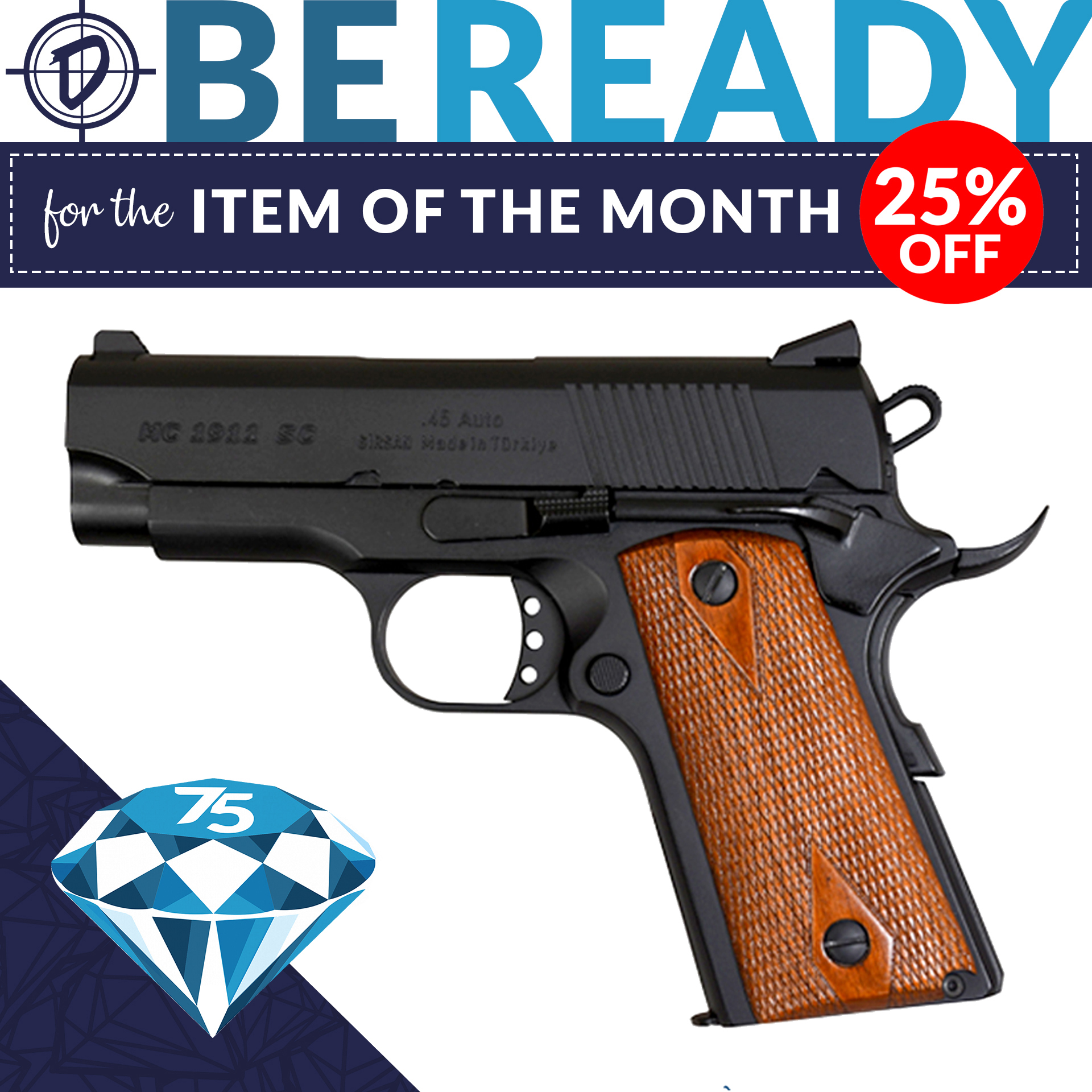Get the Item of the Month for July, 2021.